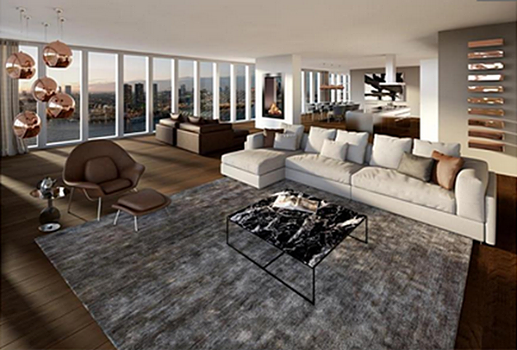 Hollands most expensive penthouse
