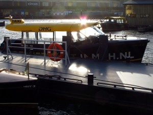 Hotel New York Taxi Boats