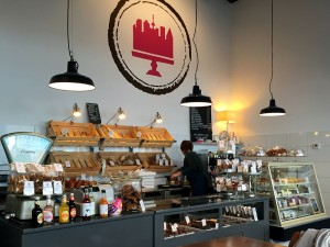 Urban Bakery Rotterdam counter