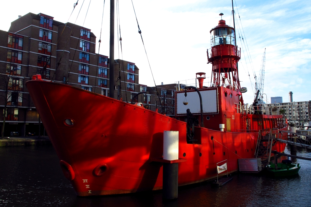 Rotterdam Light Vessel no 11