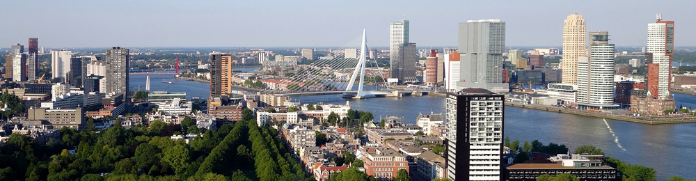 View from Euromast