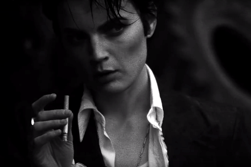 Photographer Peter Lindbergh black and white photography